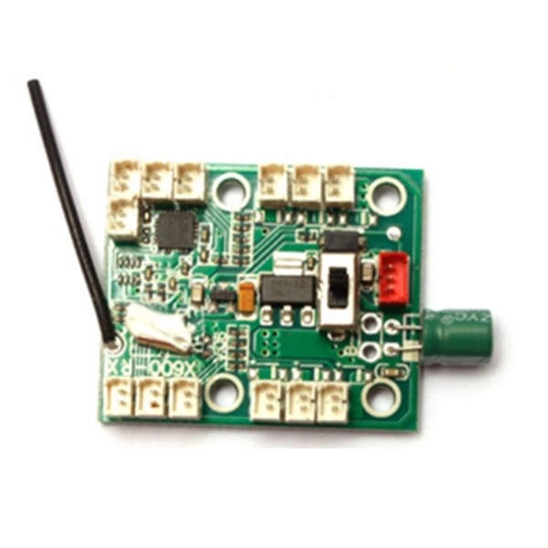 MJX X601H RC Quadcopter Spare Parts Receiver Board