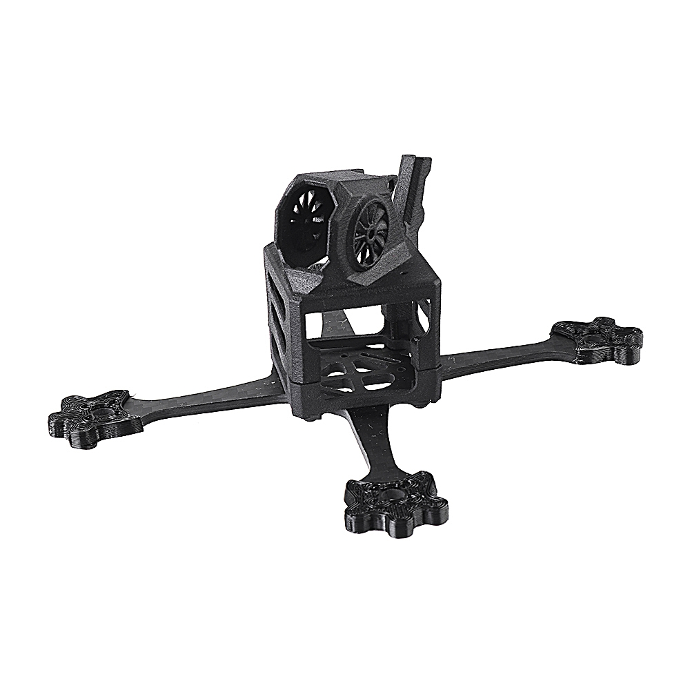 URUAV FORCE HD3 118mm 3 Inch Toothpick FPV Racing Frame Kit compatible Caddx Nebula for RC Drone