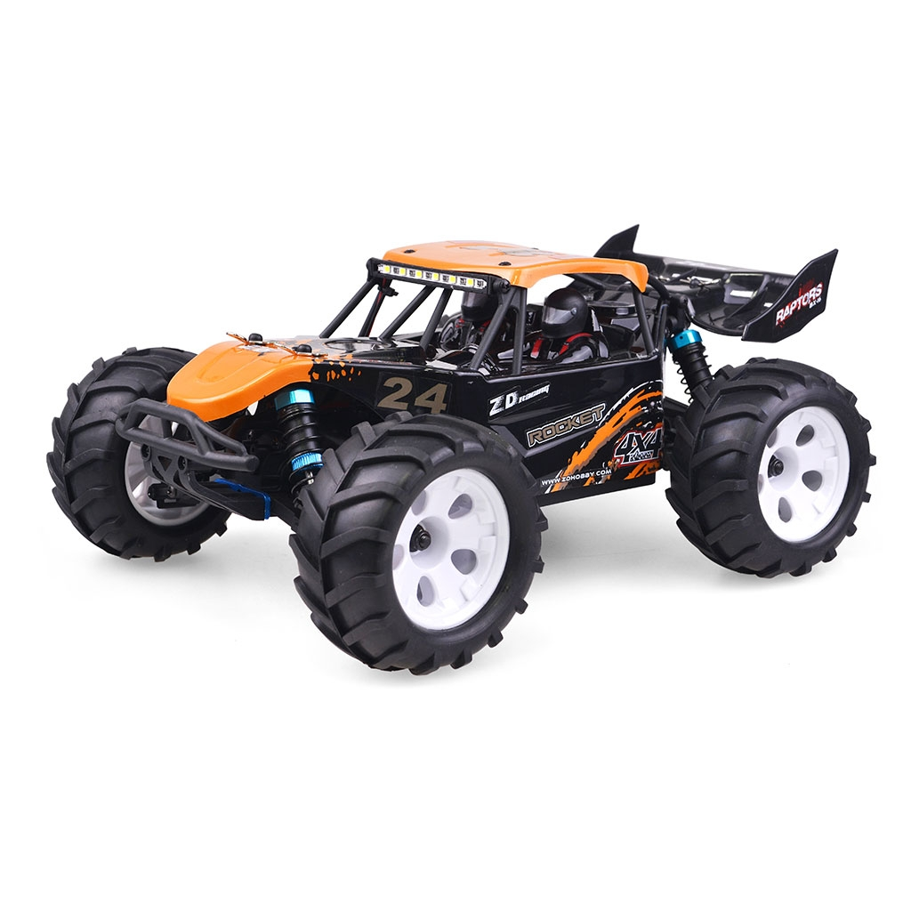 ZD 16427 Racing 1/16 2.4G 4WD Electric Brushled Truck RTR RC Car Vehicle Models
