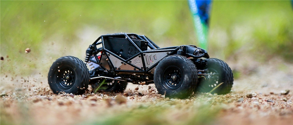 14% OFF for Orlandoo Hunter OH32X01 1/32 4WD DIY Frame RC Kit Rock Crawler Car Off-Road Vehicles without Electronic Parts