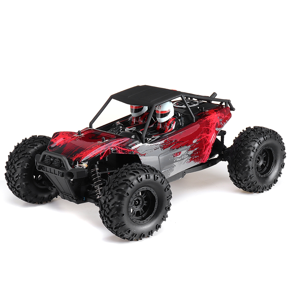 HSP 94705 1/10 2.4G 4WD High Speed Dessert Truck RC Car Vehicle Models RTR