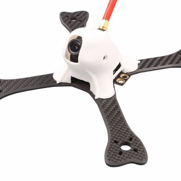 GEPRC GEP-FX FlyFish Series 175mm/195mm/230mm Frame Kit with PDB/Integrated XT60/BEC for Multirotor