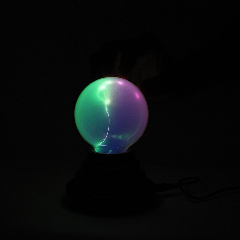 Mokiki Colorful Electrostatic Ball Science and Discover Original Joking Toys Gifts for Children