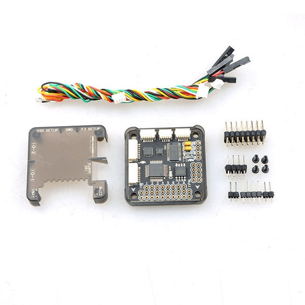 F3 Flight Controller with Integrated OSD 6DOF Acro/ 10DOF Deluxe Version with Pins
