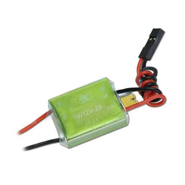Tarot TL2065 2-6S UBEC 12V 5V Switchable Dual BEC Power Module  for Multicopters