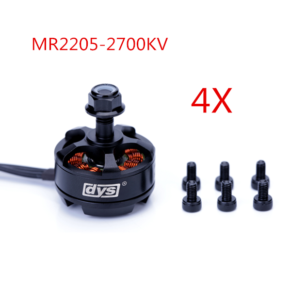 4XDYS MR2205 2700kv Brushless Motor For Multicopter FPV Racer Quadcopter