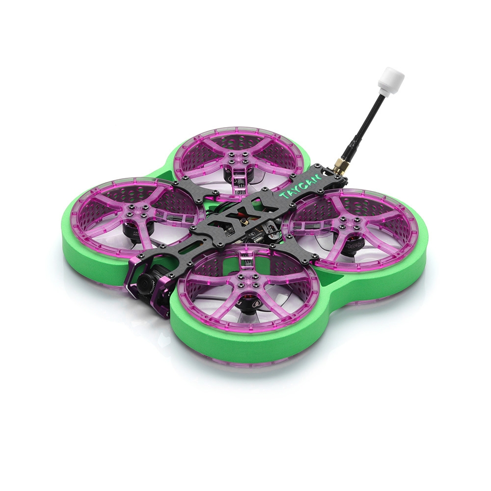 15% OFF for Diatone TAYCAN 25 EVA-01 LIMITED EDITION Cinewhoop 4S FPV Racing Drone PNP CADDX BABY RATEL Cam MAMBA F411 25A AIO 1404 5000KV Motor 400MW VTX