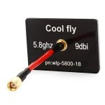 Coolfly 5.8G 9dBi 50 ohm FPV Panel Antenna