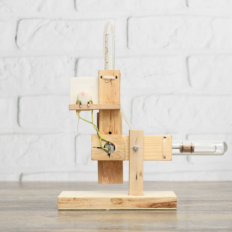 DIY Stirling Engine Model Mini External Combustion Engine