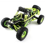WLtoys No. 12428 1 / 12 Scale 2.4GHz 4WD Off Road Vehicle with LED Light