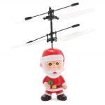 HY - 838 Hand Induction Flying Santa Claus Robot