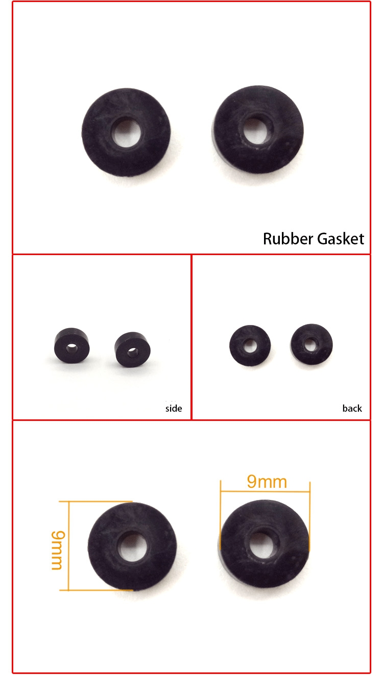 WLtoys V950 RC Helicopter Parts Horizontal Shaft Rubber Ring V.2.V950.004