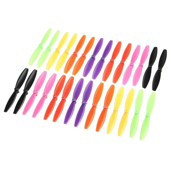 10 Pairs Racerstar R-DD65 65mm Direct Drive Propeller 1.5mm Mounting Hole For 1103-1106 Motor