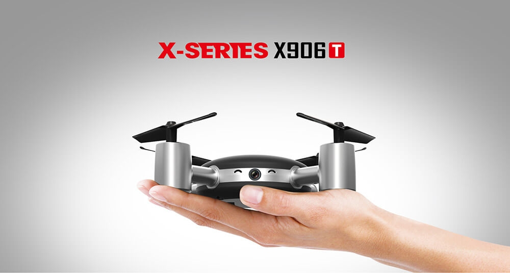 MJX X906T X-XERIEX 5.8G FPV With HD Camera Built in 2.31 Inches LCD Screen RC Quadcopter RTF