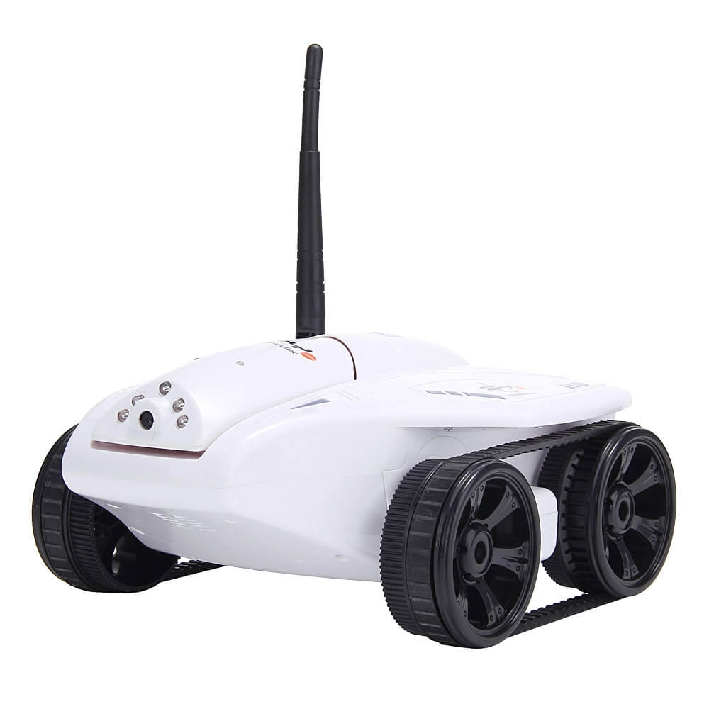 777-325 WIFI 0.3MP APP Control 1300mAh 20M RC Car Tank
