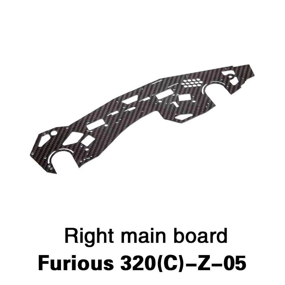 Extra Right Main Board for Walkera Furious 320 320G Multicopter RC Drone