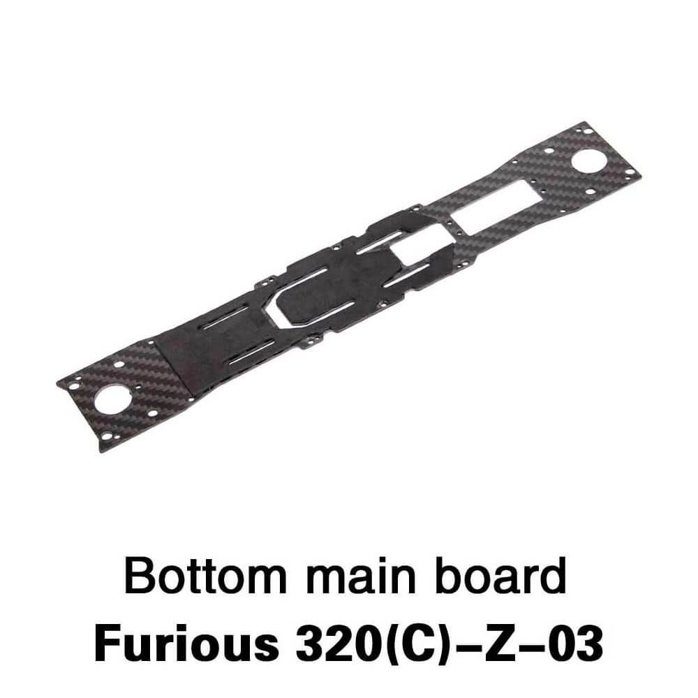 Extra Bottom Main Board for Walkera Furious 320 320G 320C Multicopter RC Drone