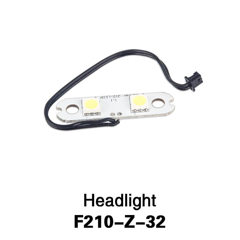 Walkera F210 Spare Part F210-Z-32 Headlight for F210 Racing Drone