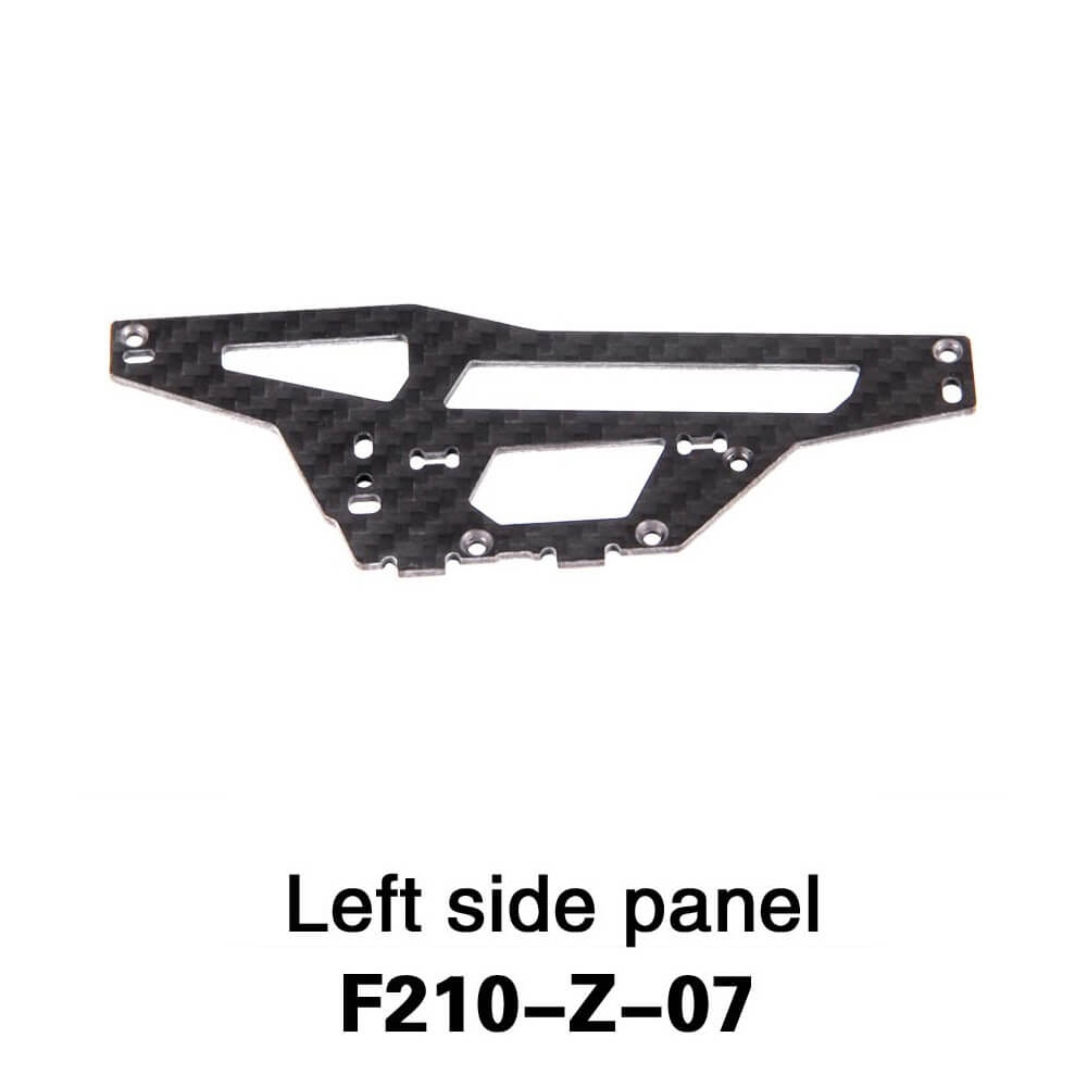Walkera F210 Spare Part F210-Z-07 Left Side Panel for F210 Racing Drone