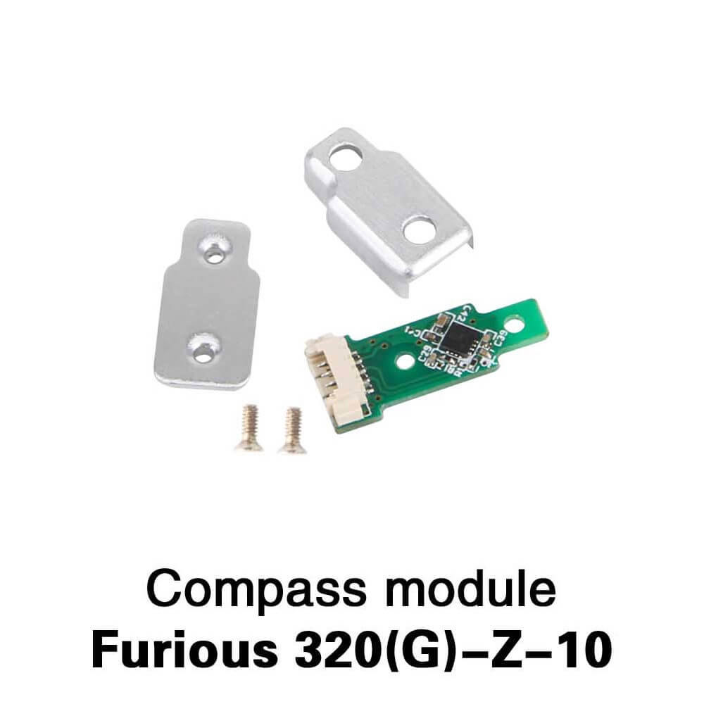 Spare Compass Module Set Fitting for Walkera Furious 320 320G RC Model