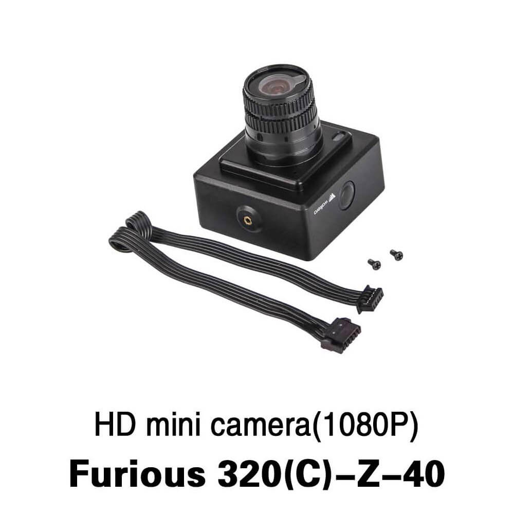 Extra 1080P HD Camera Set for Walkera Furious 320 320G Multicopter RC Drone