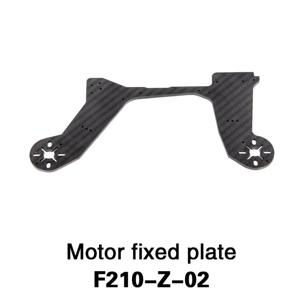 Spare Motor Fixed Plate Fitting for Walkera F210 RC Model
