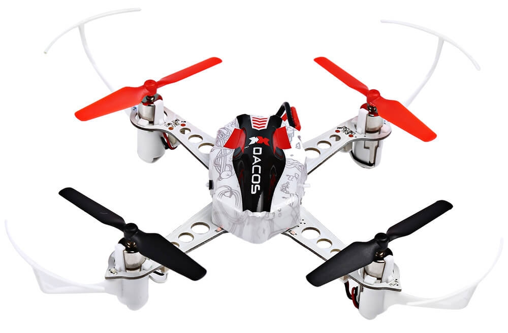 XK X100 With 3D 6G Mode Inverted Flight 2.4G 4CH 6 Axis LED RC Quadcopter RTF