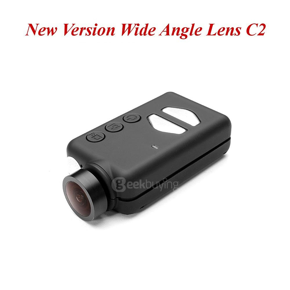 Mobius Wide Angle Lens C2 1080P HD Mini Action Camera