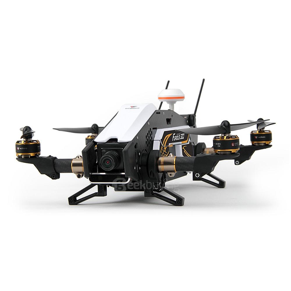Walkera Furious 320 1080P HD Camera GPS 5.8G RC Quadcopter with DEVO 10 Transmitter RTF