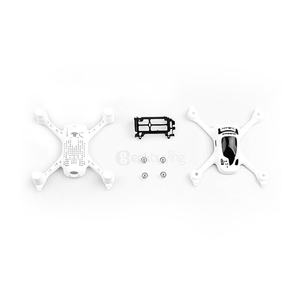 Hubsan X4 Camera Plus H107D+ Body Shell Set