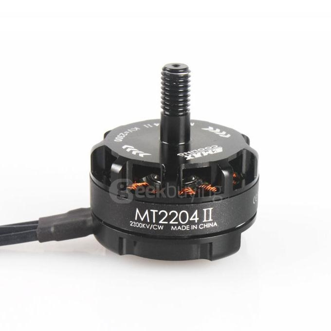 EMAX Cooling New MT2204 II 2300KV Brushless Motor CCW for RC Multicopter