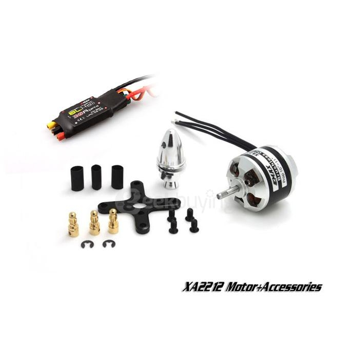 Emax XA2212 980KV Brushless Motor For RC Models