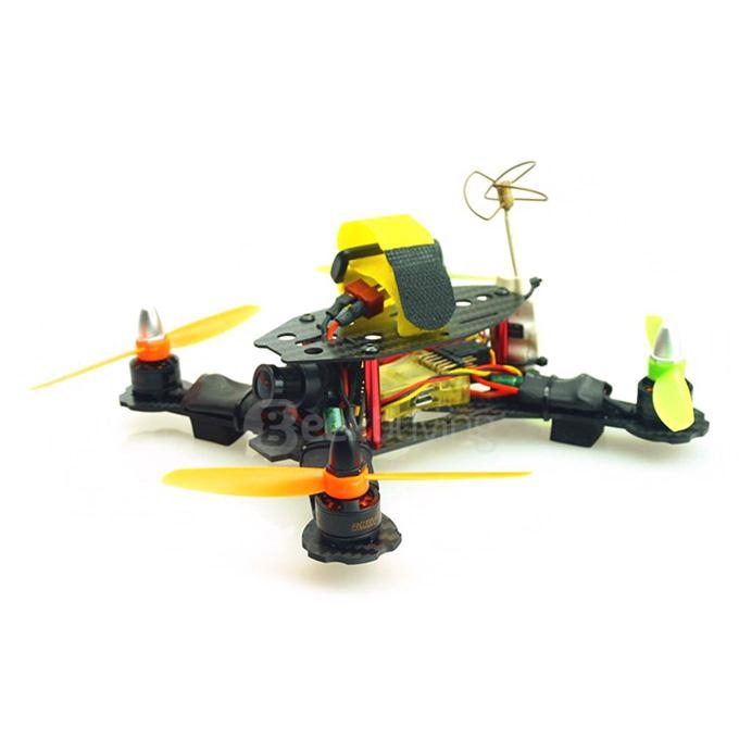 FeeYoung Bee180 180MM Glass Fiber Mini Quadcopter Frame Kit