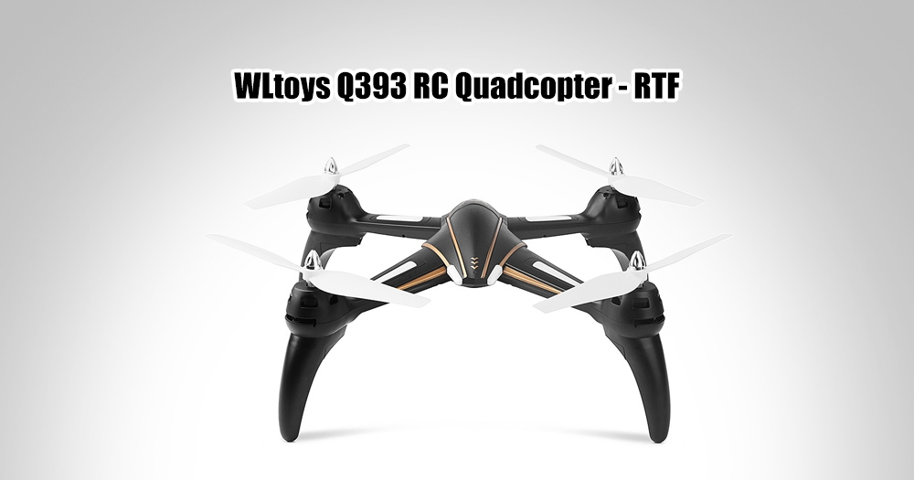WLtoys Q393 RC Quadcopter - RTF