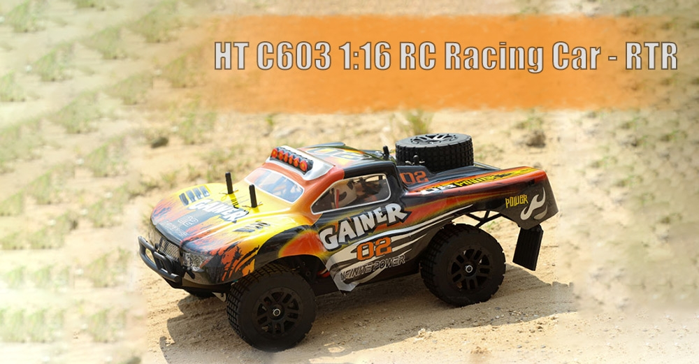 HT C603 1:16 RC Racing Car - RTR
