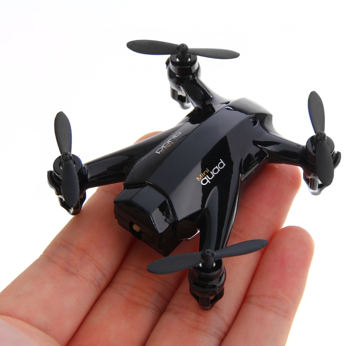 XINLIN X165 4 CH Mini 2.4G Quadcopter with Gyro Hover 360 Degree Rollover