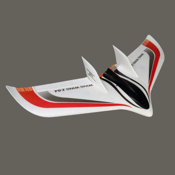 Zeta Wing Wing Z-84 Z84 EPO 845mm Wingspan FPV Racer Flying Wing KIT Red
