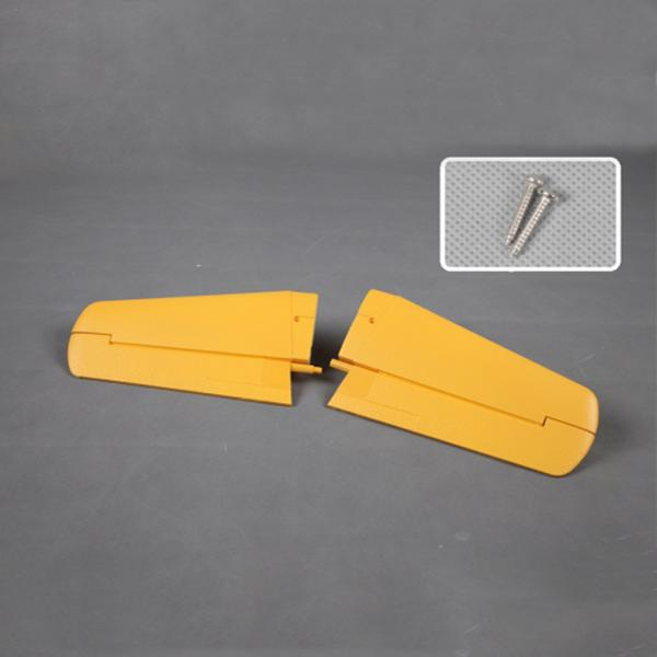 Eleven Hobby T-28 Trojan Yellow 1100mm RC Airplane Spare Part Horizontal Stabilizer