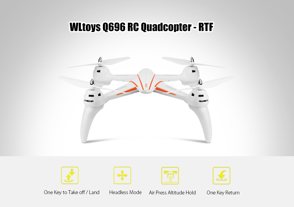 WLtoys Q696 RC Quadcopter - RTF