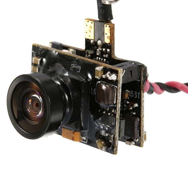 HGLRC STX252 AIO NTSC Super Mini 0/25mW/50mW/200mW Switchable 5.8G 40CH VTX 600TVL FPV Camera