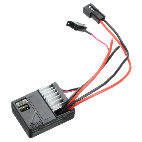 HBX 12889 1/12 2.4G 4WD Mini RC Car Spare Parts ESC/Receiver Unit 12733