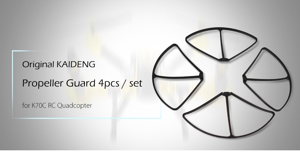 Original KAIDENG Propeller Guard 4pcs / set Accessory