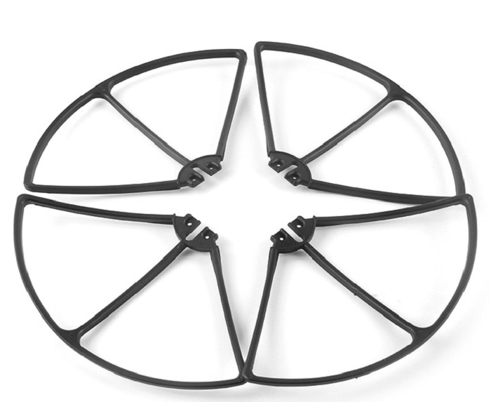 SYMA X8C / X8W / X8HC / X8HW RC Quadcopter Spare Part Blade / Propeller Protection Frame Set - 4Pcs / Set