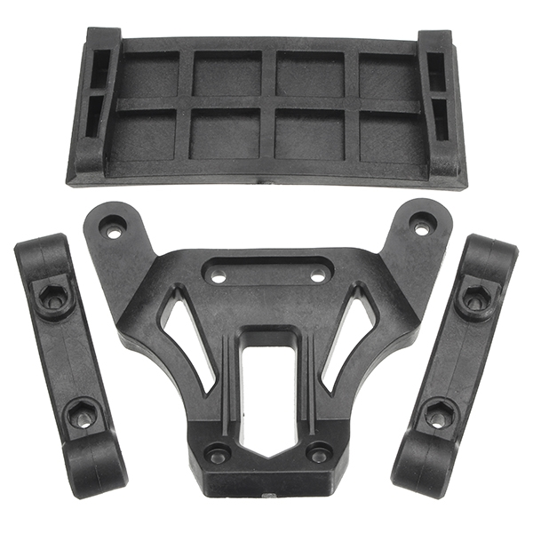 HBX 1/6 T6 TS041 Steering Top Plate+ Suspension Braces RC Car Spare Parts