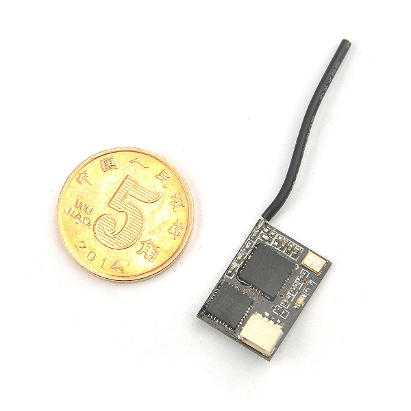 2.4G SP09X Micro DSM2/DSMX 3.3V-5V Satellite Receiver