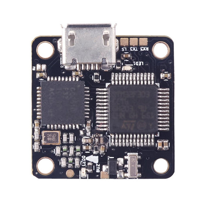 Racerstar F3D8 16X16mm Micro F3 Flight Control Board Built-in 8CH SUBS Receiver for Frsky X9D Plus