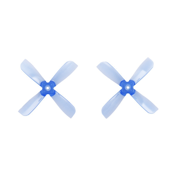 2 Pairs Gemfan 2035 2X3.5 BN 4 Leaf 3mm Square Hole CW CCW FPV Racing Propeller