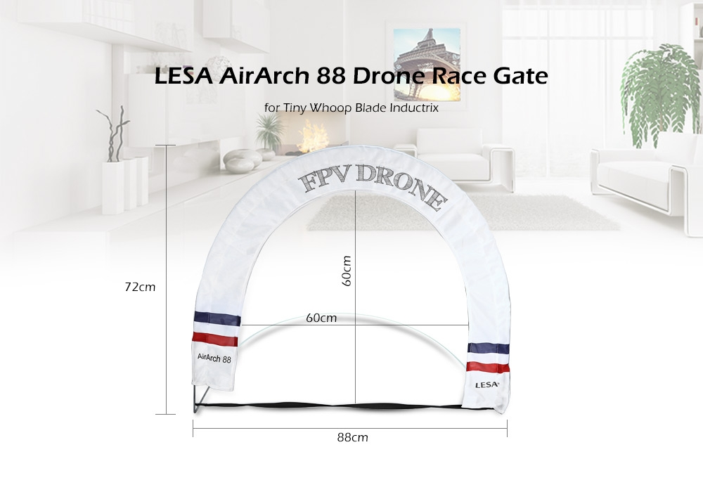 LESA AirArch 88 Drone Race Gate