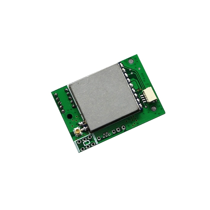 DIY5.8G 40CH FPV AV Receiver RX Module Auto Search with LED Display For FPV Monitor Displayer Screen