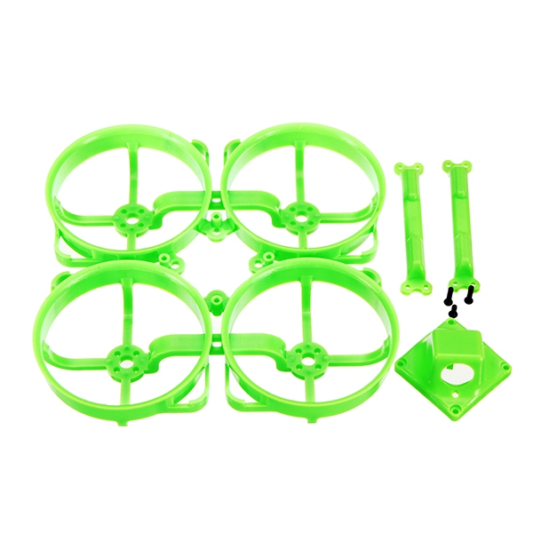 Jumper X86 86mm FPV Racing Drone Spare Part Frame Kit with Camera Protection Cover